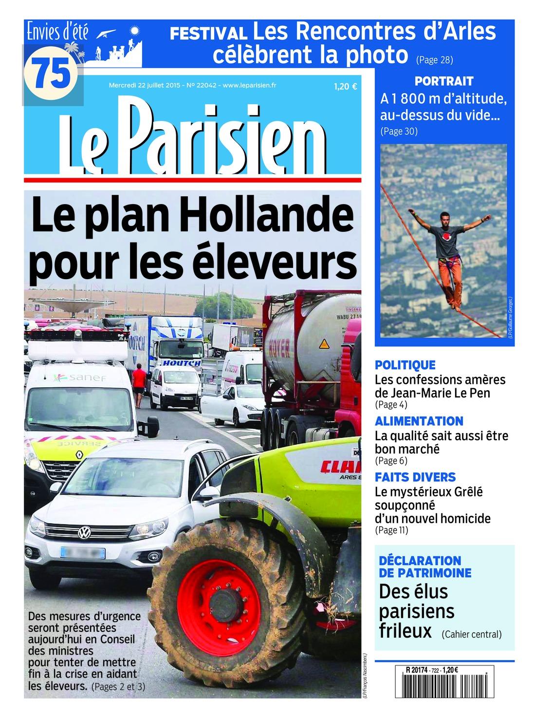 le_parisien-aujourdhui_en_france_22-07-2015-page1